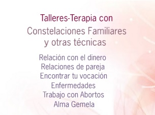 Instituto RAM - talleres terapia