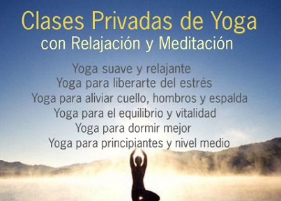 Instituto RAM - Clases privadas de yoga
